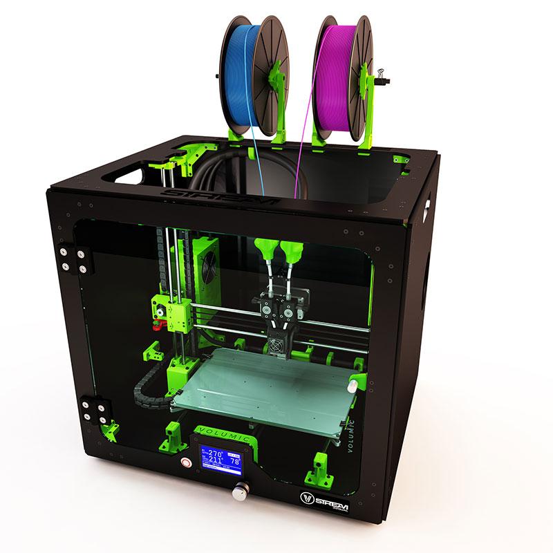 Imprimante 3D Volumic S30 DUAL