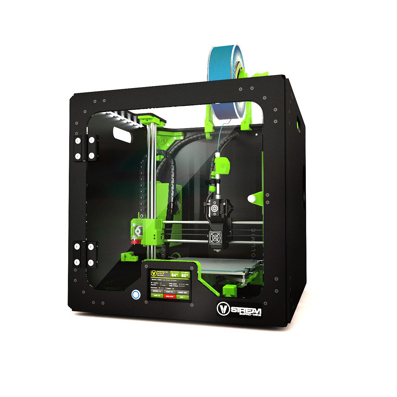 Imprimante 3D Volumic Stream 20