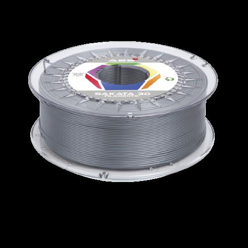 Filament 3D ABS-E Argent
