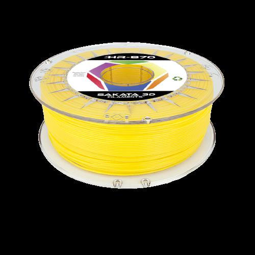 Filament 3D PLA HR-870 Jaune