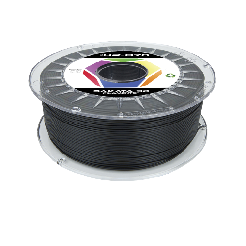 Filament 3D PLA HR-870 Noir