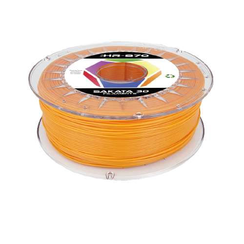 Filament 3D PLA HR-870 Orange