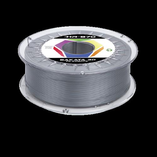Filament 3D PLA HR-870 Argent