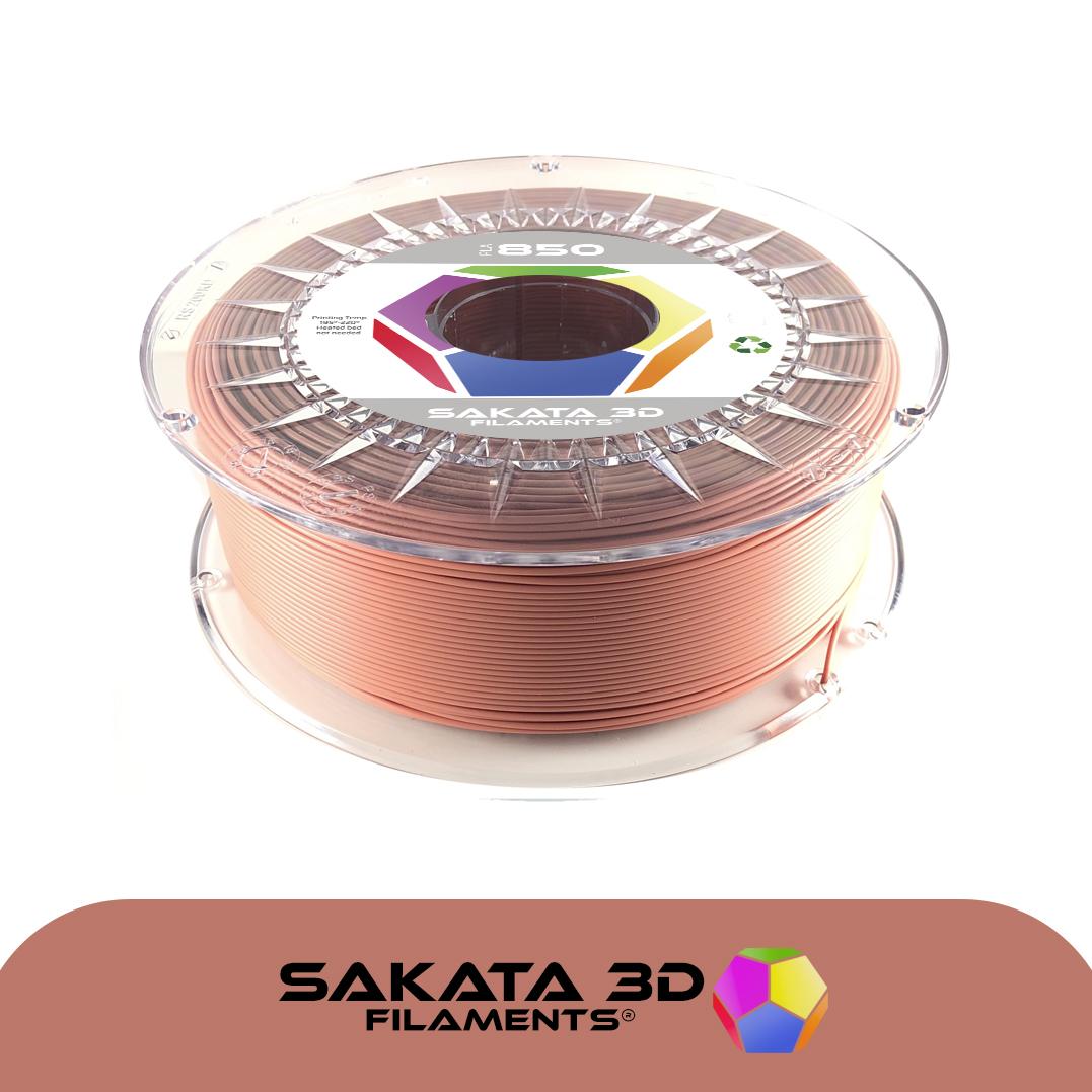 Filament 3D PLA SAKATA 850 Terre cuite