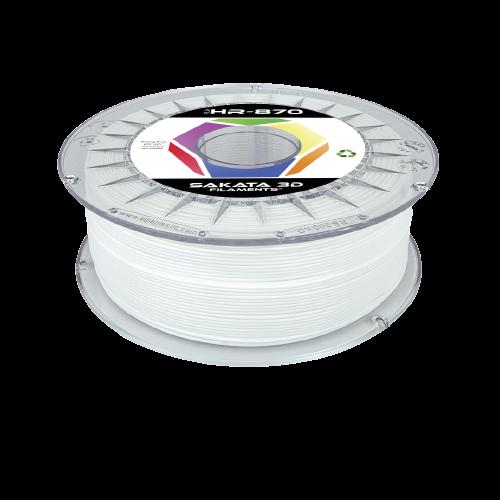 Filament 3D PLA HR-870 Blanc