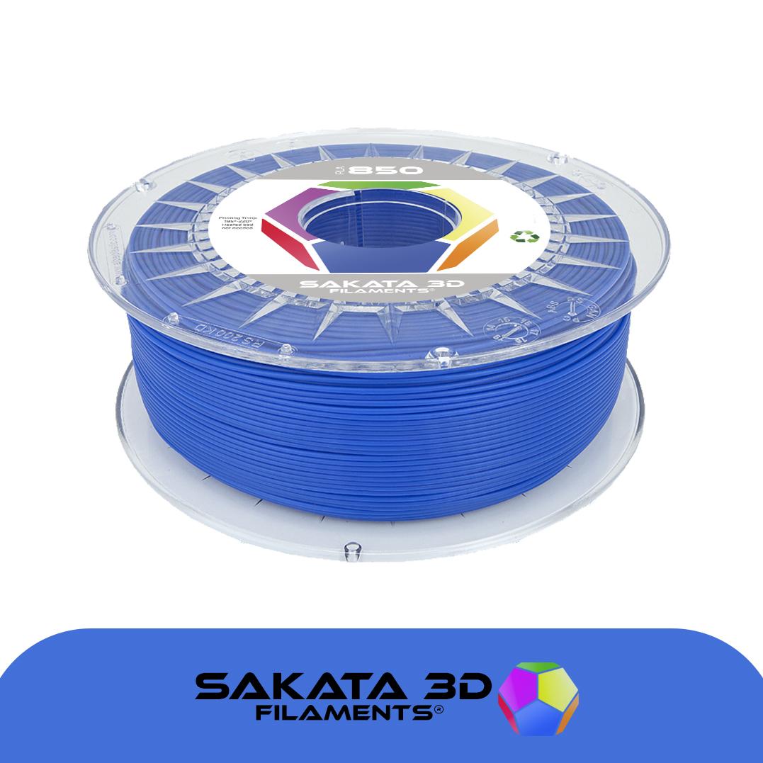 Filament 3D PLA SAKATA 850 Bleu