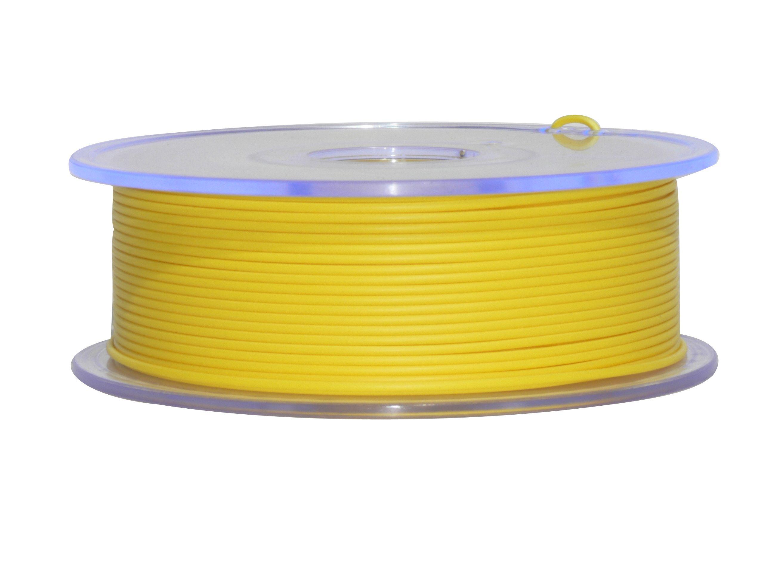 PLA Race Yellow 450g (1.75mm)