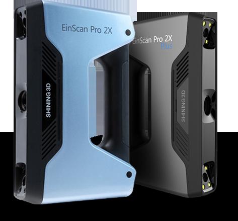 Scanner 3D EinScan Pro 2X Plus