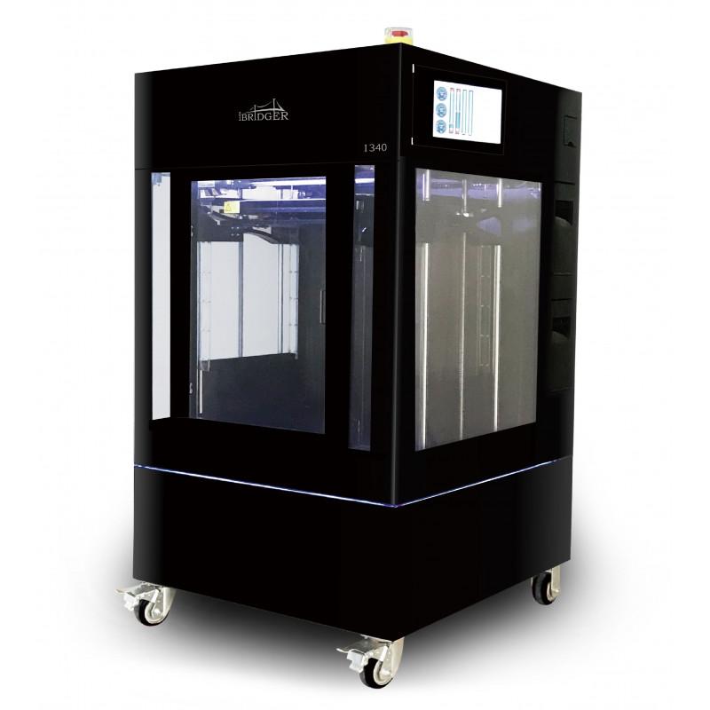 Imprimante 3D iBridger à chambre thermorégulée