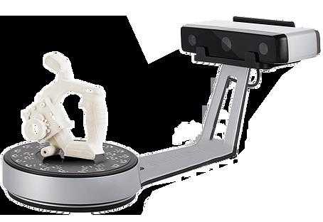 Scanner 3D Einscan-SP