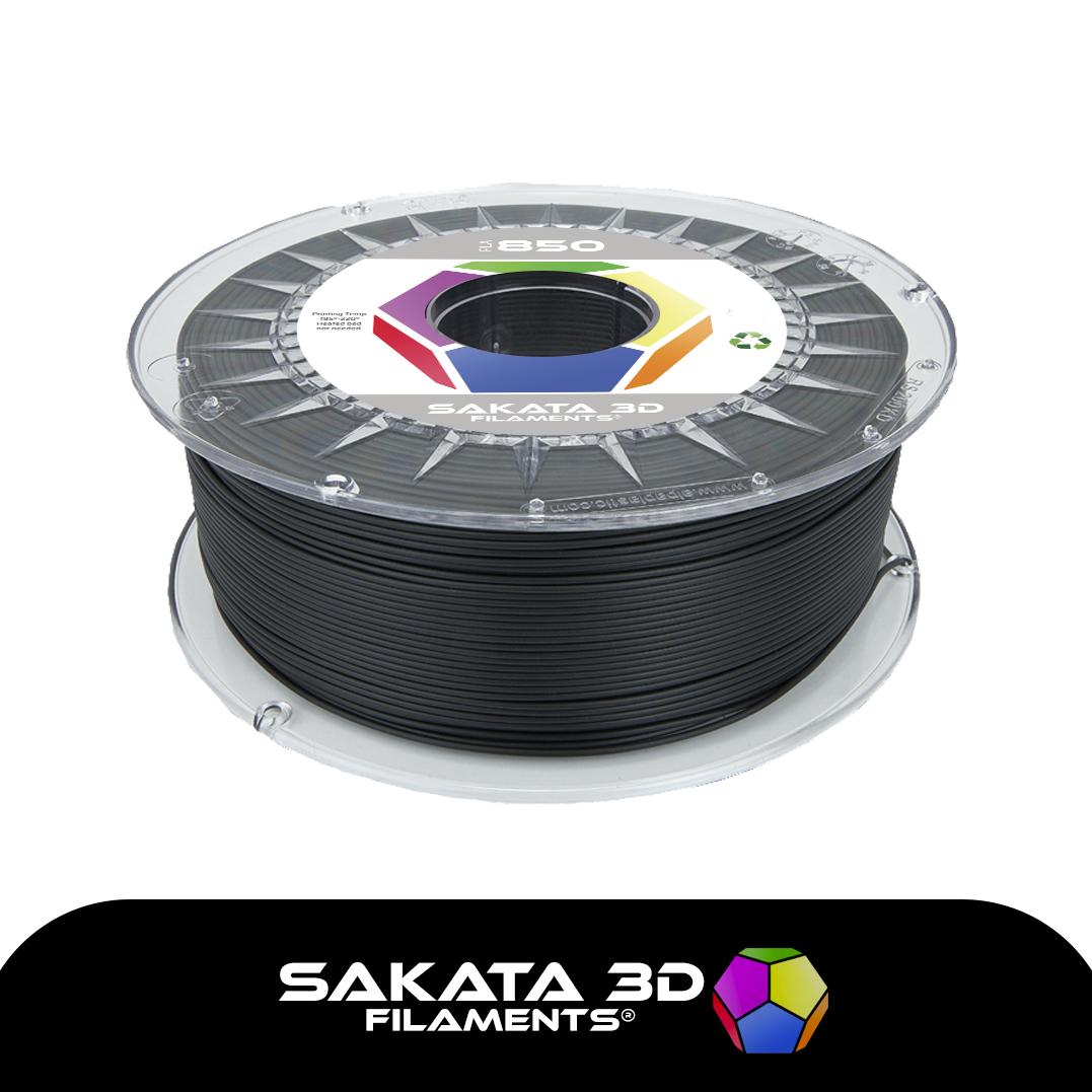 Filament 3D PLA SAKATA 850 Noir