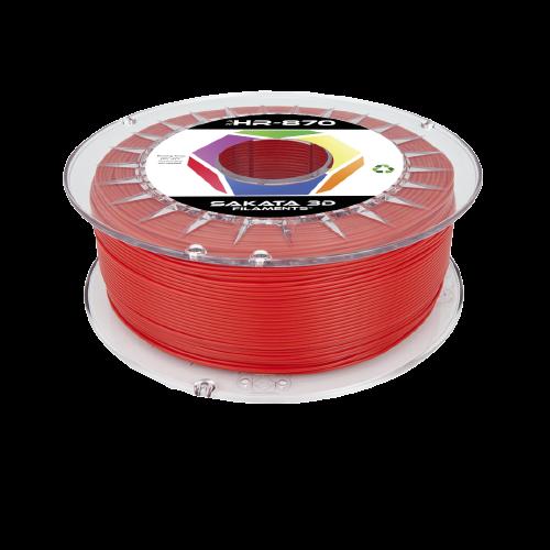 Filament 3D PLA HR-870 Rouge